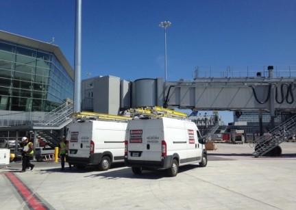 Service Aéroportuaire