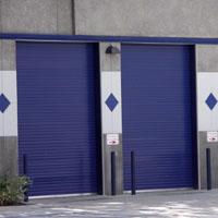 Série 3000 – Porte à enroulement isolée
